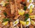 MMMM, Sakafo faranzay tiako ny fruits de mer, na mbola misy in-3 ohatranzao laniko !! hihihih